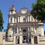 Šv. apaštalų Petro ir Povilo bažnyčia